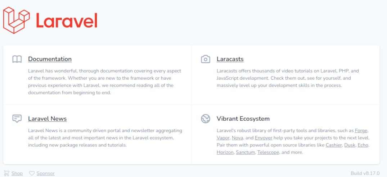 Laravel Dashboard. Install Laravel On Ubuntu.